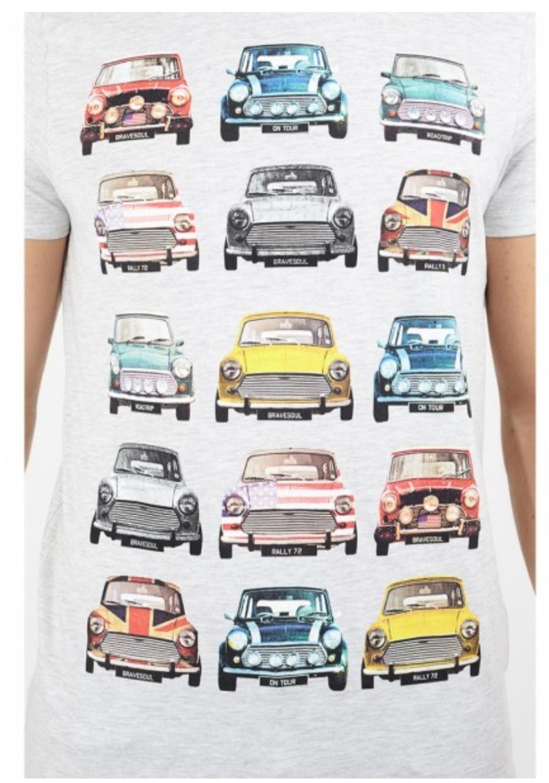Camiseta minis
