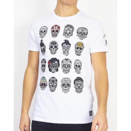 Camiseta catrinas
