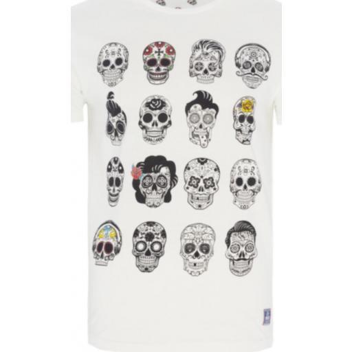 Camiseta catrinas [2]