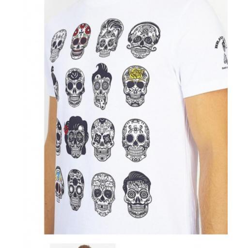 Camiseta catrinas [1]