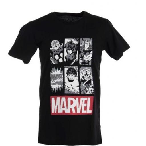 Camiseta Marvel [0]