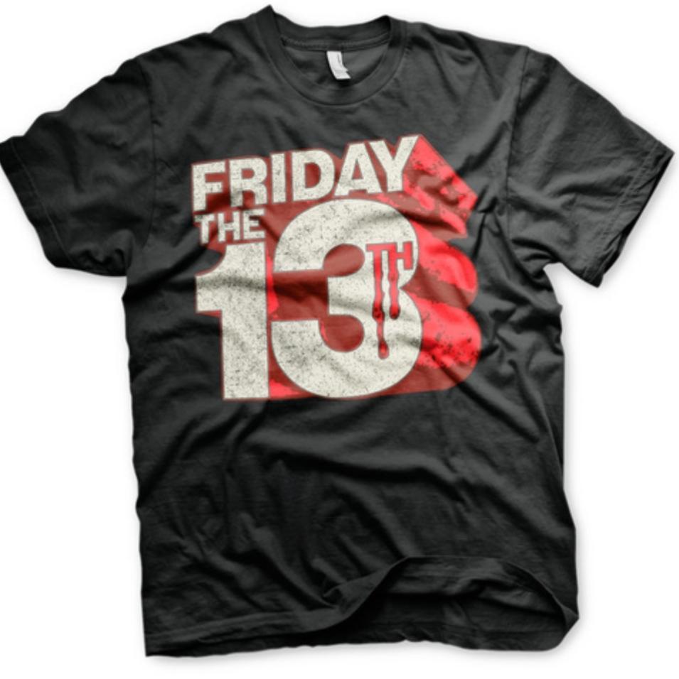 Camiseta viernes13