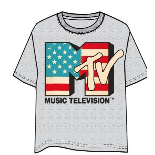 Camiseta Mtv