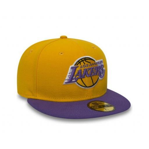 Gorra Lakers [1]