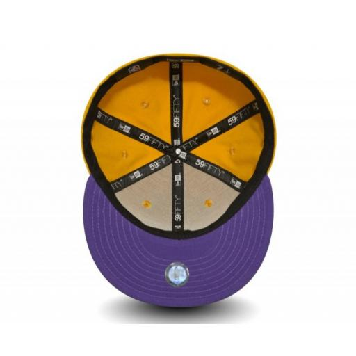 Gorra Lakers [3]