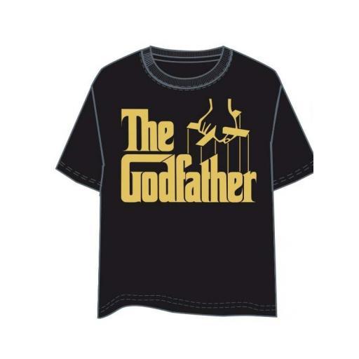 Camiseta Godfather [0]