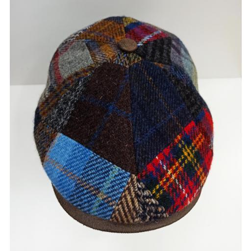Gorra Escocia boton [2]