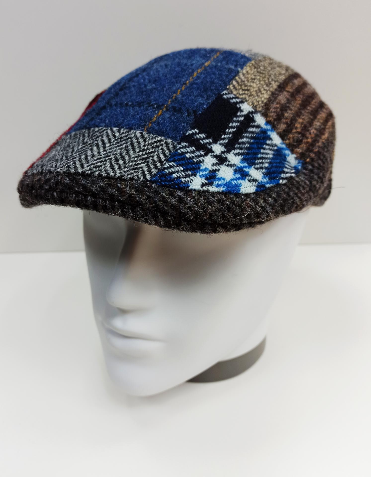 Gorra plana escocesa