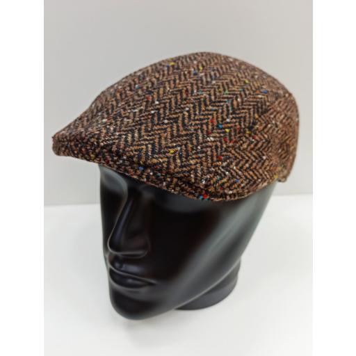 Gorra lana stripe
