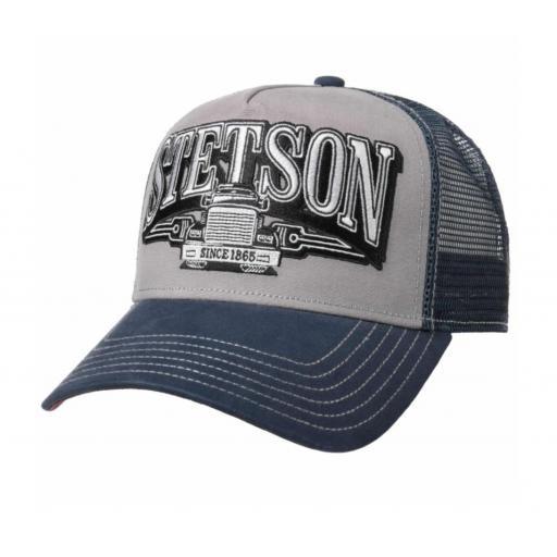 Gorra Stetson trucker