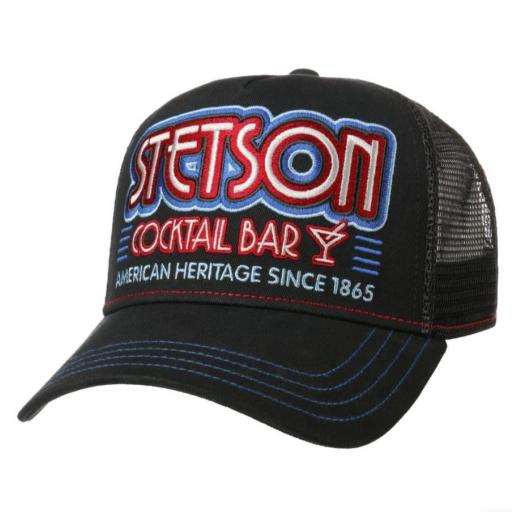 Gorra Stetson cocktail