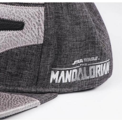 Gorra Snapback Mandalorian [2]