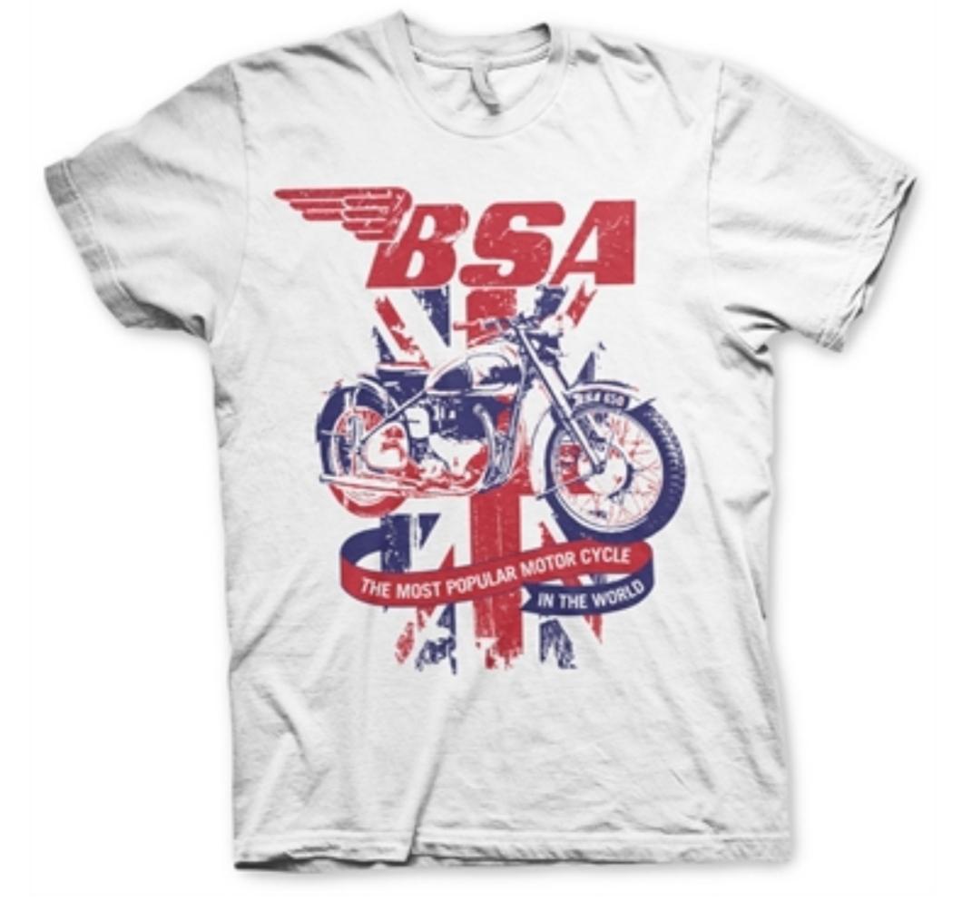 Camiseta B.S.A