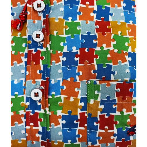 Camisa puzzle [3]