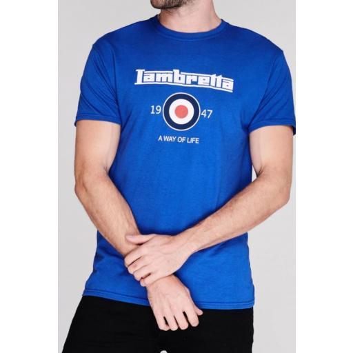 Camiseta Lambretta logo [1]