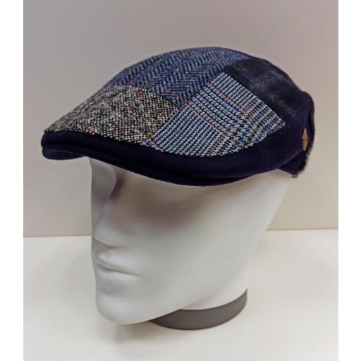 Gorra patch/azul