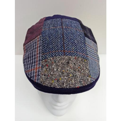 Gorra patch/azul [1]