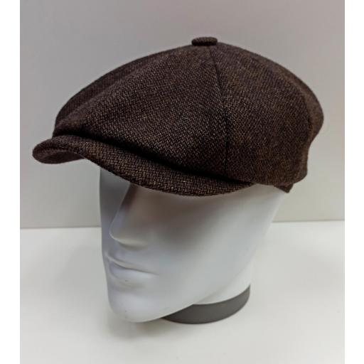 Gorra Stetson hatteras/lana