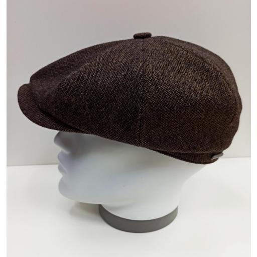 Gorra Stetson hatteras/lana [2]