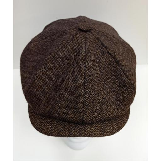 Gorra Stetson hatteras/lana [1]