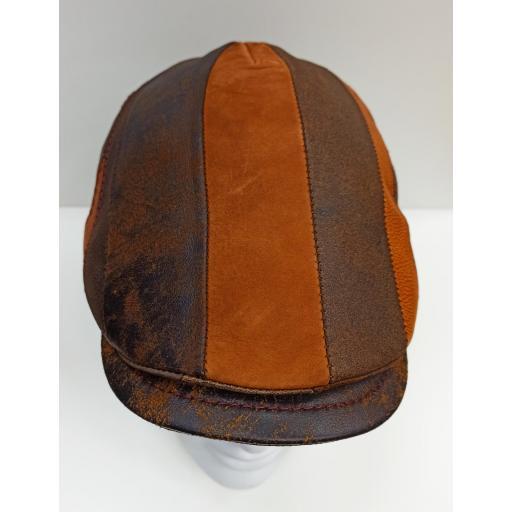 Gorra patch piel [1]