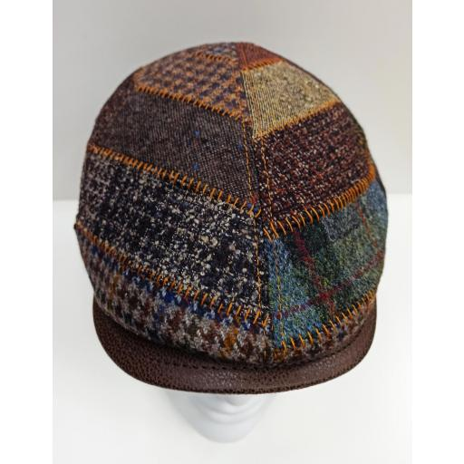 Gorra patch piel lana [2]