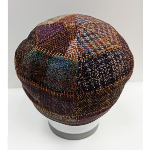Gorra patch piel lana [3]