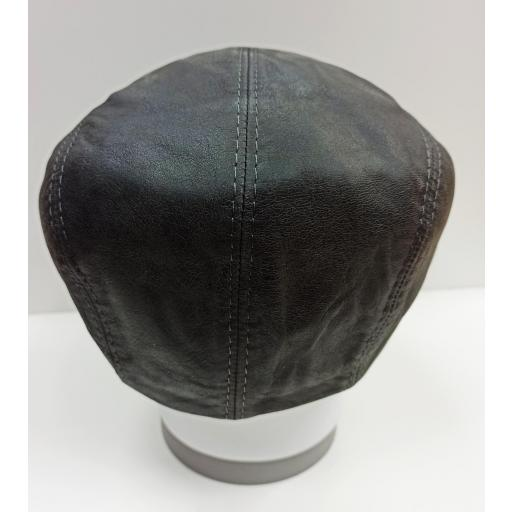 Gorra piel Daf gris oscuro [3]