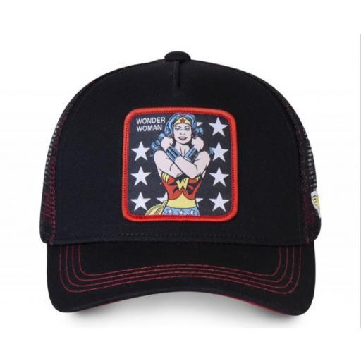 Gorra Wonder Woman [3]