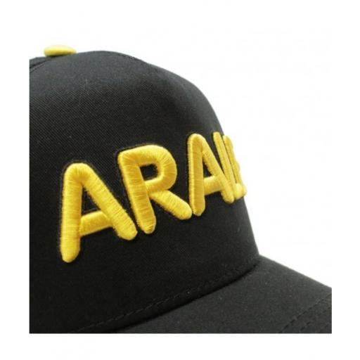 Gorra letras Arale [1]