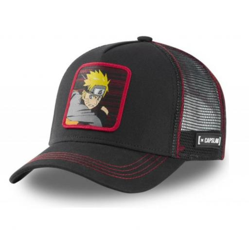 Gorra Naruto uzumaki