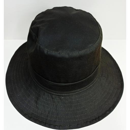 Sombrero encerado verde [2]