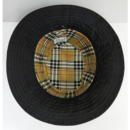 Sombrero encerado verde [1]