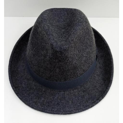 Sombrero Trilby gris [2]