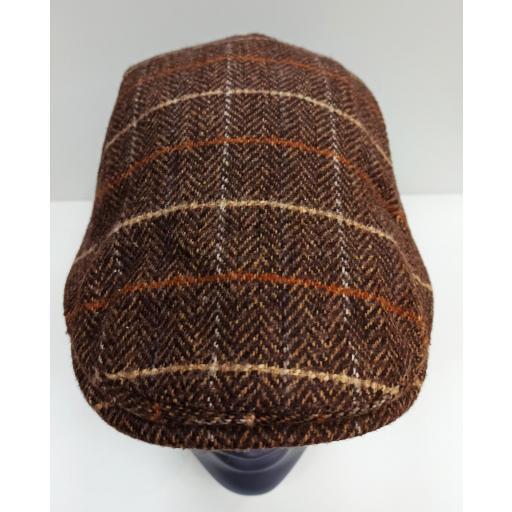 Gorra Magno marrón [1]