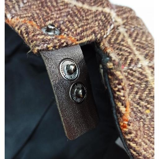 Gorra Magno marrón [3]