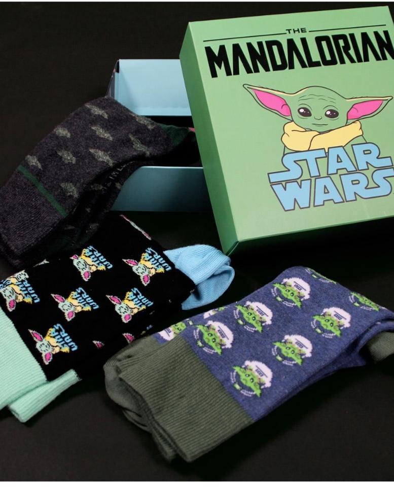 Calcetines Mandalorian