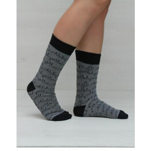 Calcetines Mickey [3]