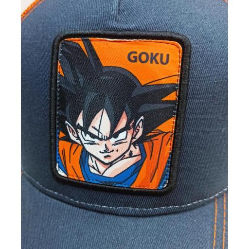 Gorra Goku Dragonball [3]