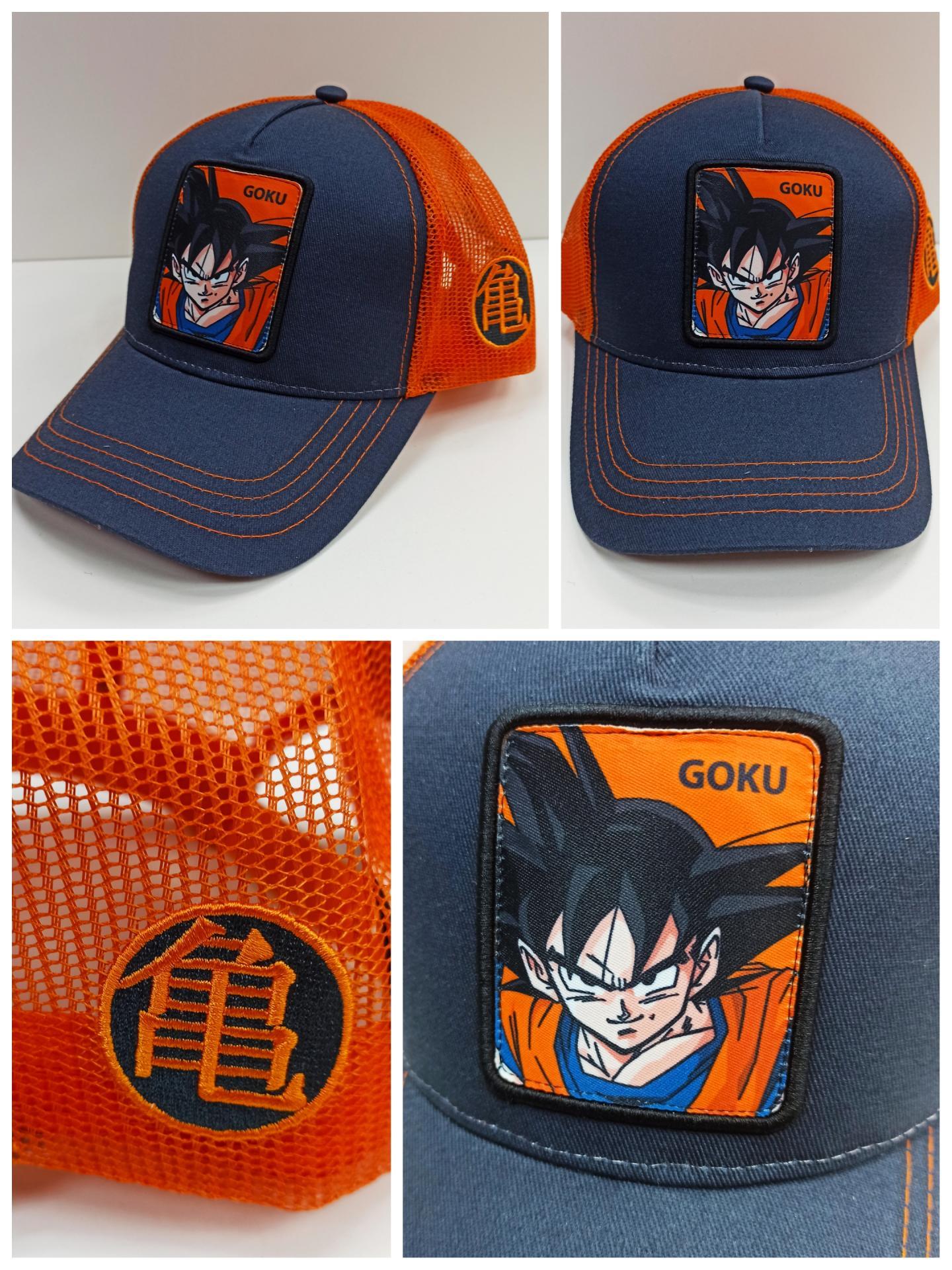 Gorra Goku Dragonball