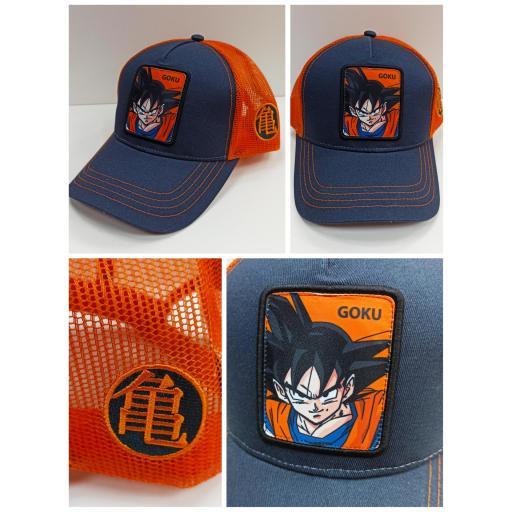 Gorra Goku Dragonball [0]