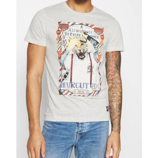 Camiseta barber tiger [1]