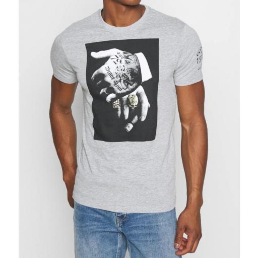 Camiseta hands [1]