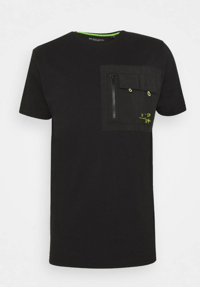 Camiseta pocket