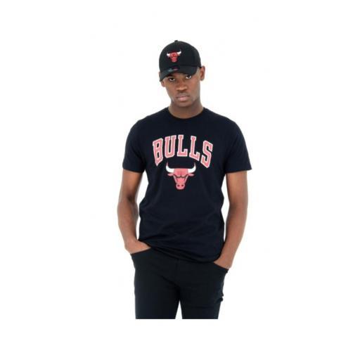 Camiseta Chicago bulls