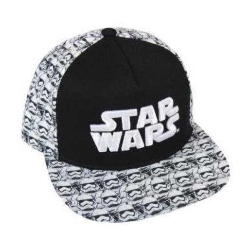 Gorra Star Wars bordado