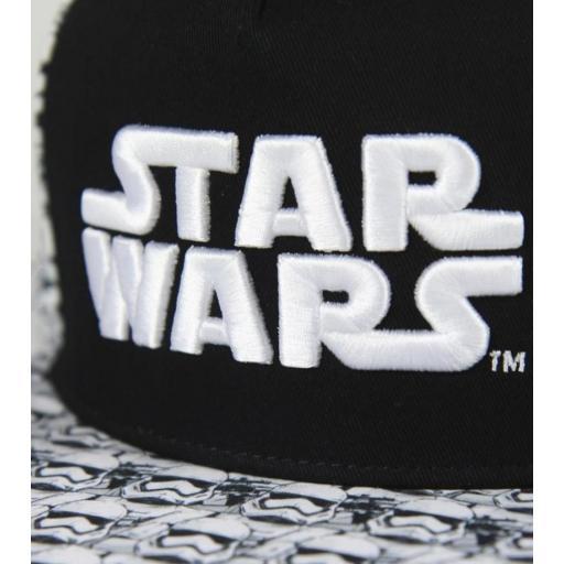 Gorra Star Wars bordado [2]