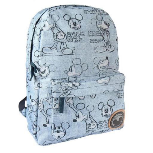 Mochila escolar Mickey mouse