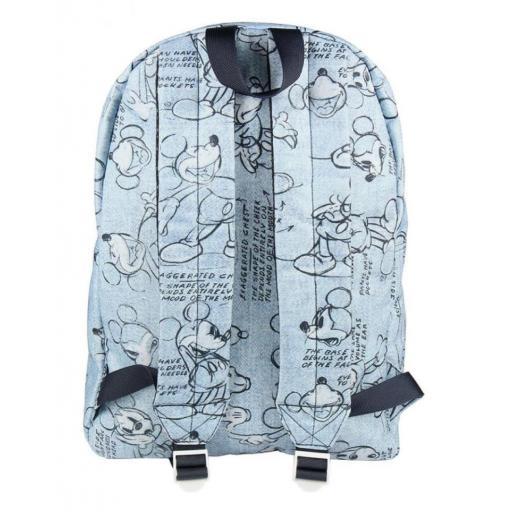 Mochila escolar Mickey mouse [1]