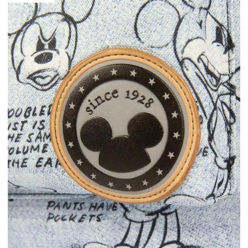 Mochila escolar Mickey mouse [2]